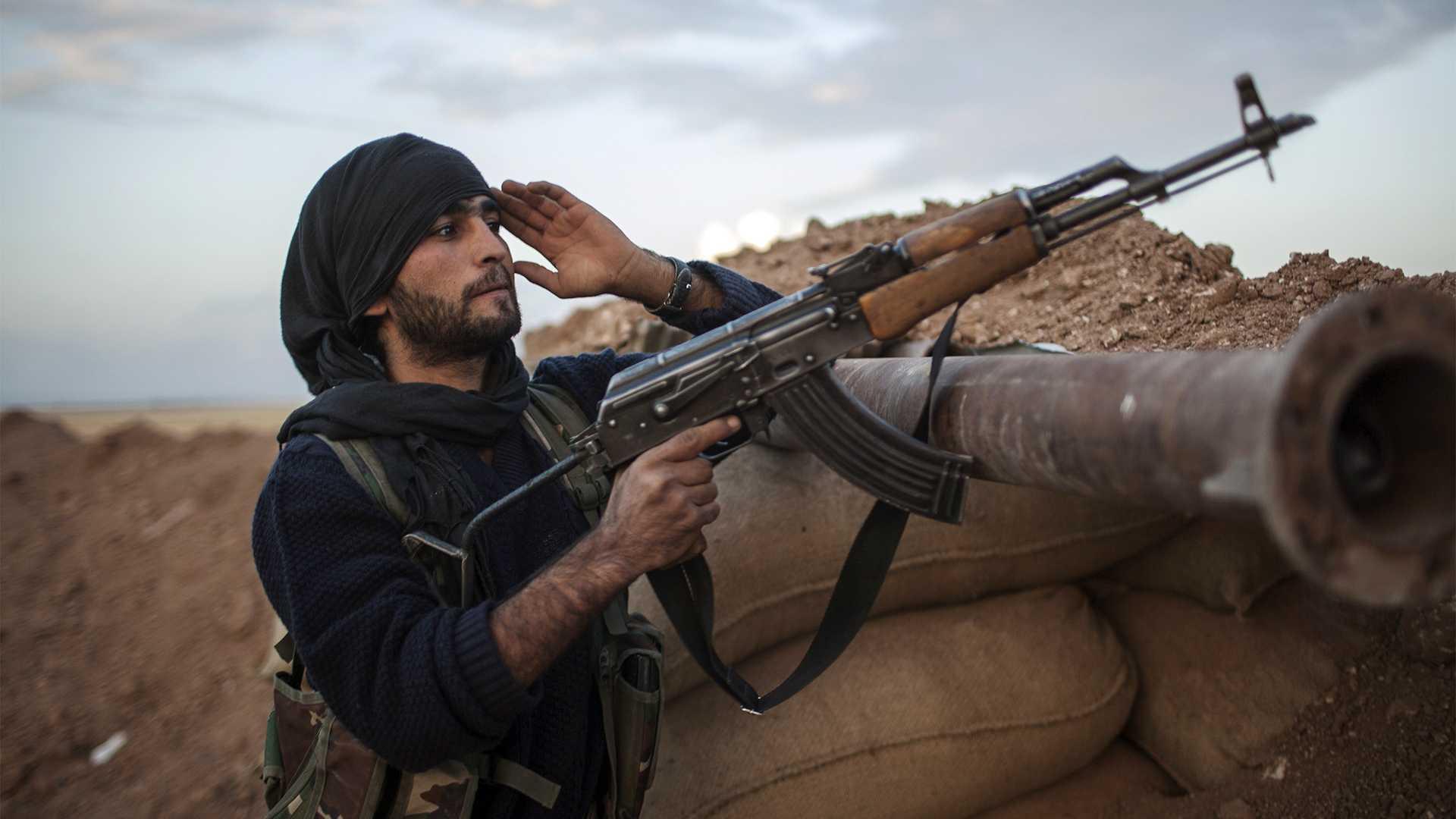 OB Syria ISIS 10292013...